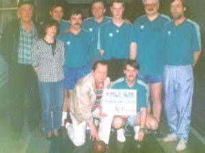 1995 Ano Trgovina Jure 1995-prvaki MB 94 95 1