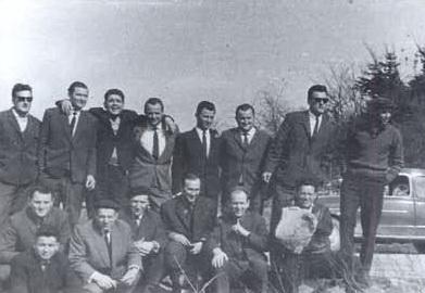 Lokosi v Cerknici, 1967