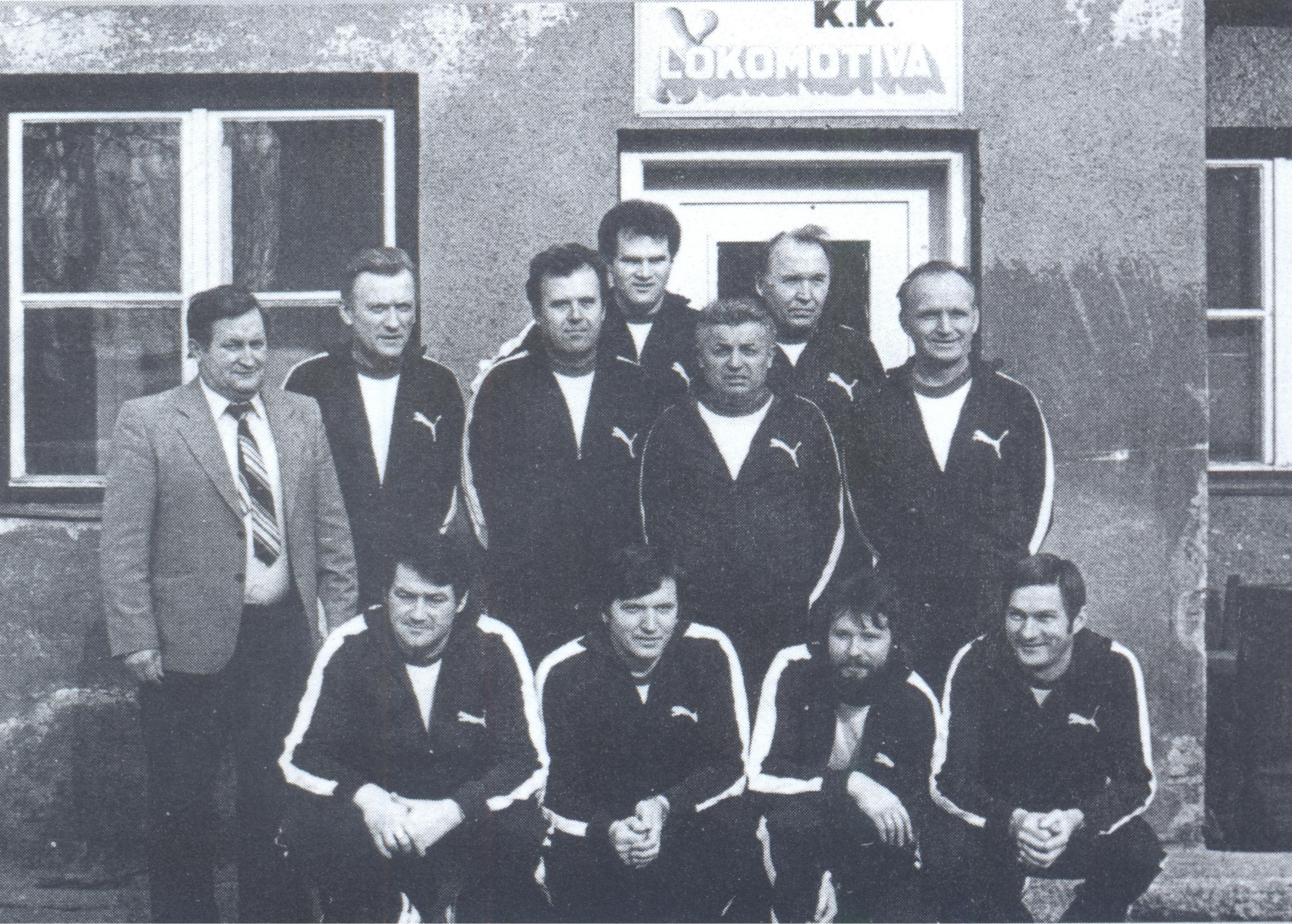 Ekipa, 1982
