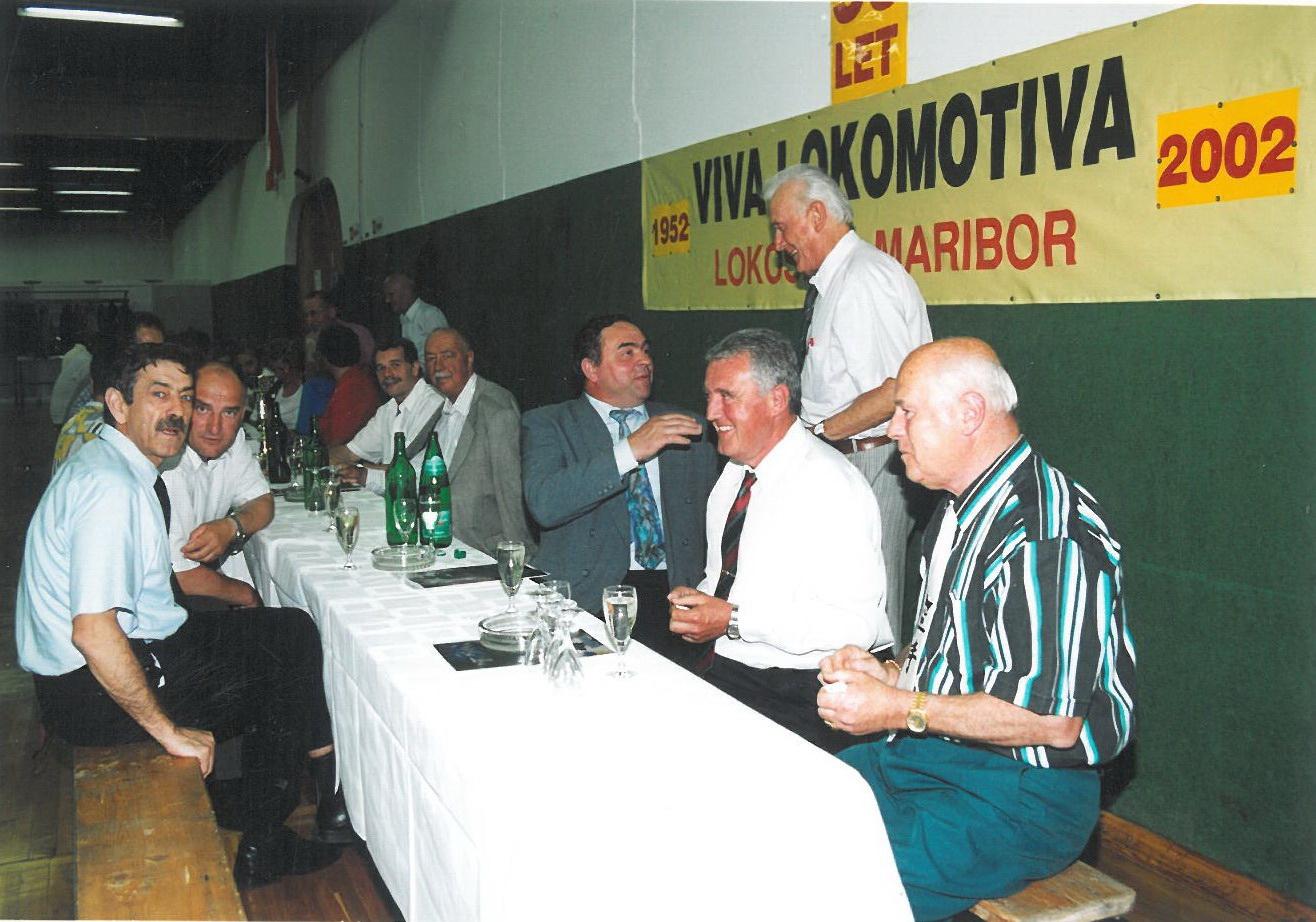 Vodstvo KKL, 50 obletnica