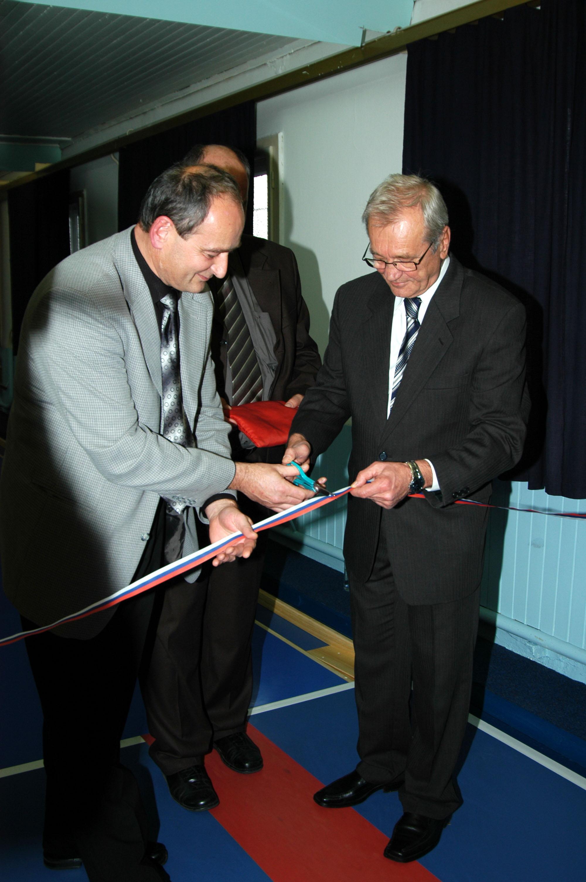 Predsednik KKL in predsednik KZS, 2007