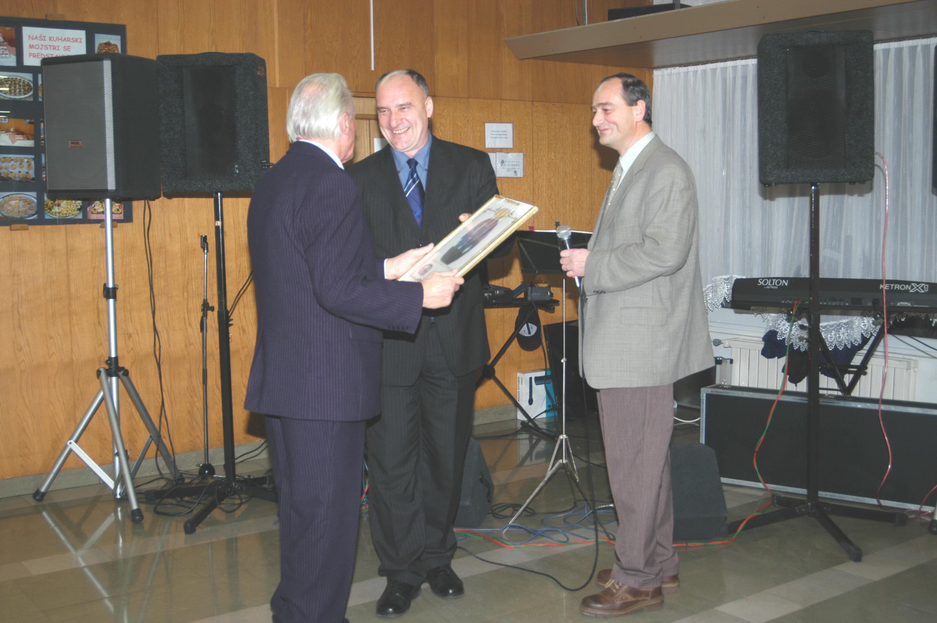 Vinko v STPŠ, 2007