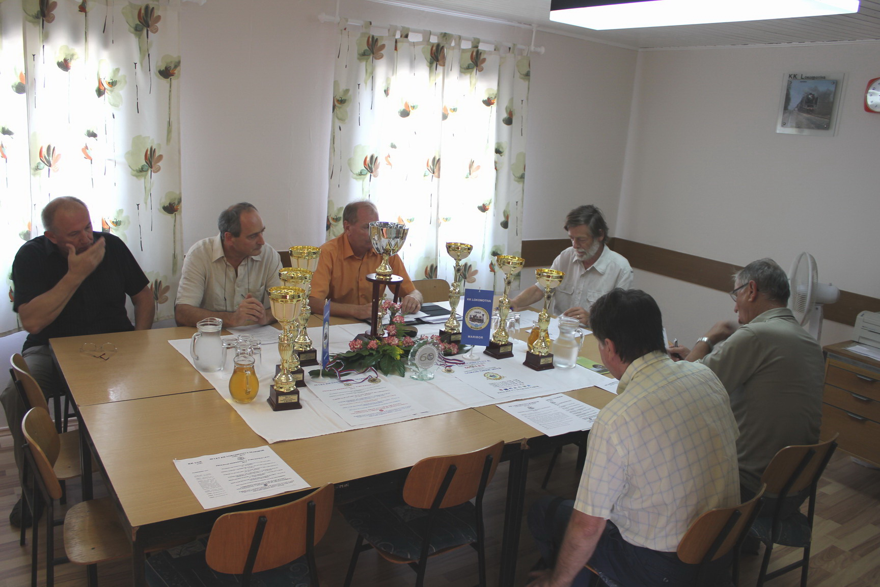 Tiskovna konferenca, 2012
