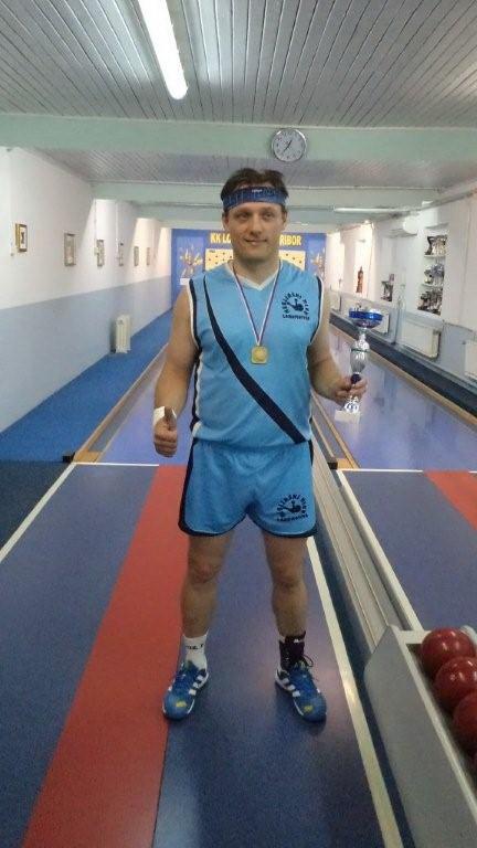 I. Skaza, zmagovalec v sprintu, 2013/14