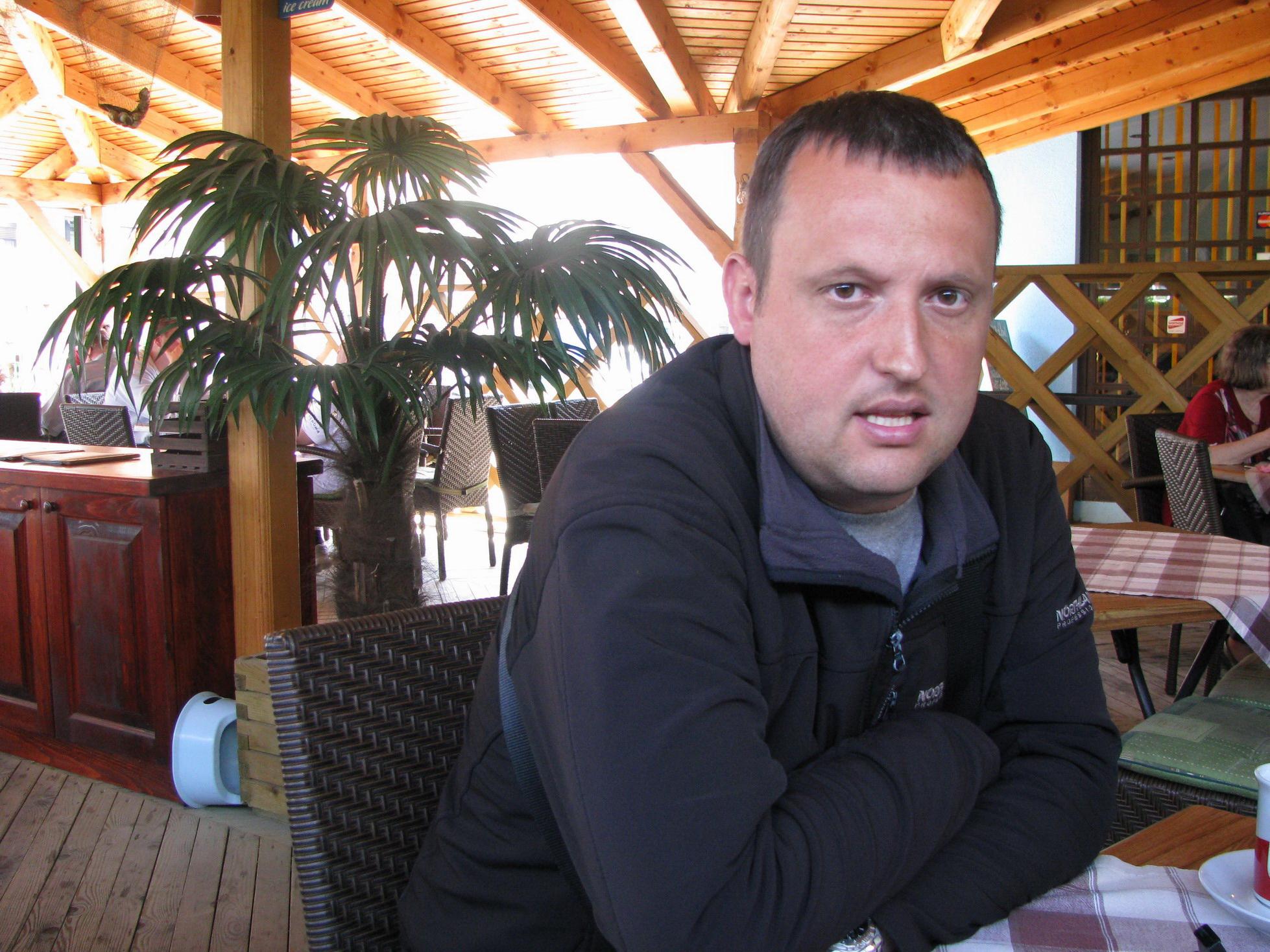 D. Brečko, 26.4.2013, novi predsednik KKL