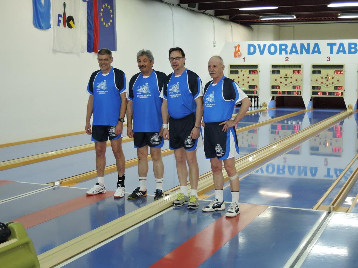 Druga ekipa Lokomotive v sezoni 2014/15