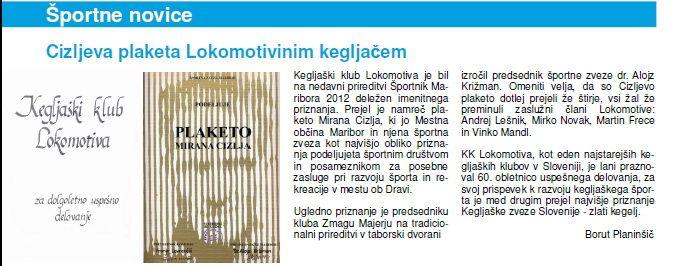 Članek, 2013