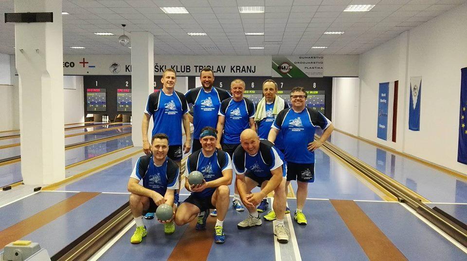 Maratonci v Kranju