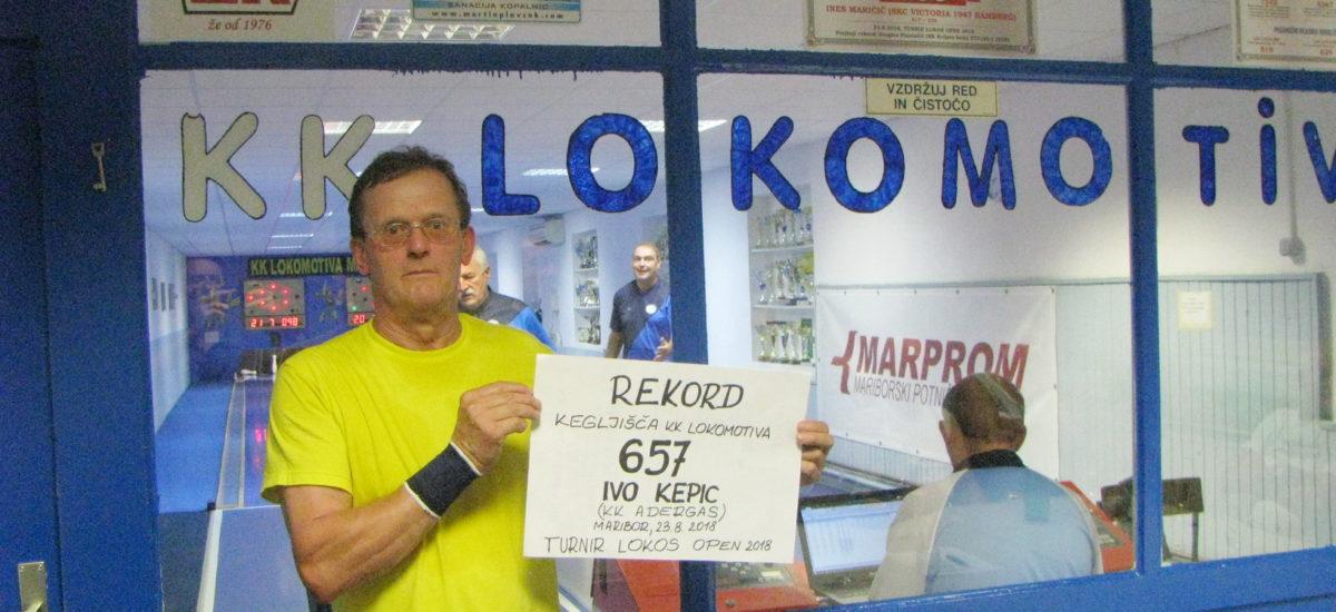 Gorenj'c nakepal samega sebe in tudi svetovno rekorderko