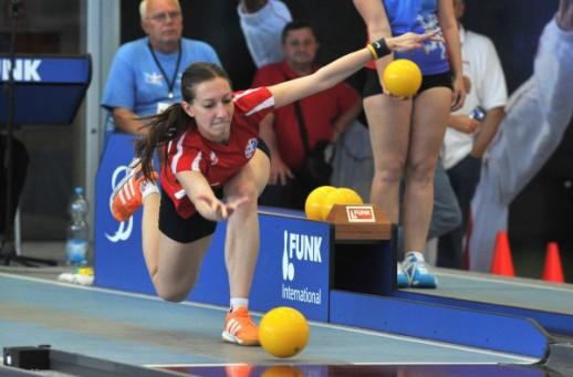 Ines Maričić še tretjič zrušila svetovni rekord