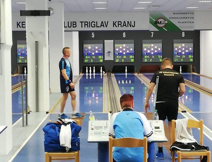 Željko in Igor obtičala v prvem krogu