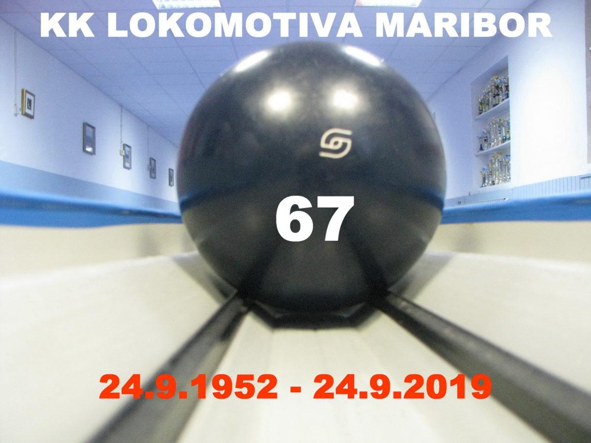 KK LOKOMOTIVA MARIBOR – 67 LET…