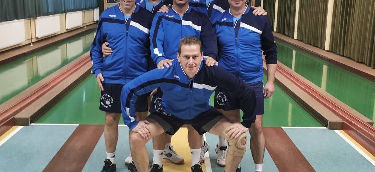 Triglav prvak z rekordom, Lokosom deveti tir