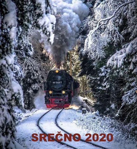 SREČNO & VSEH 9 V LETU 2020!