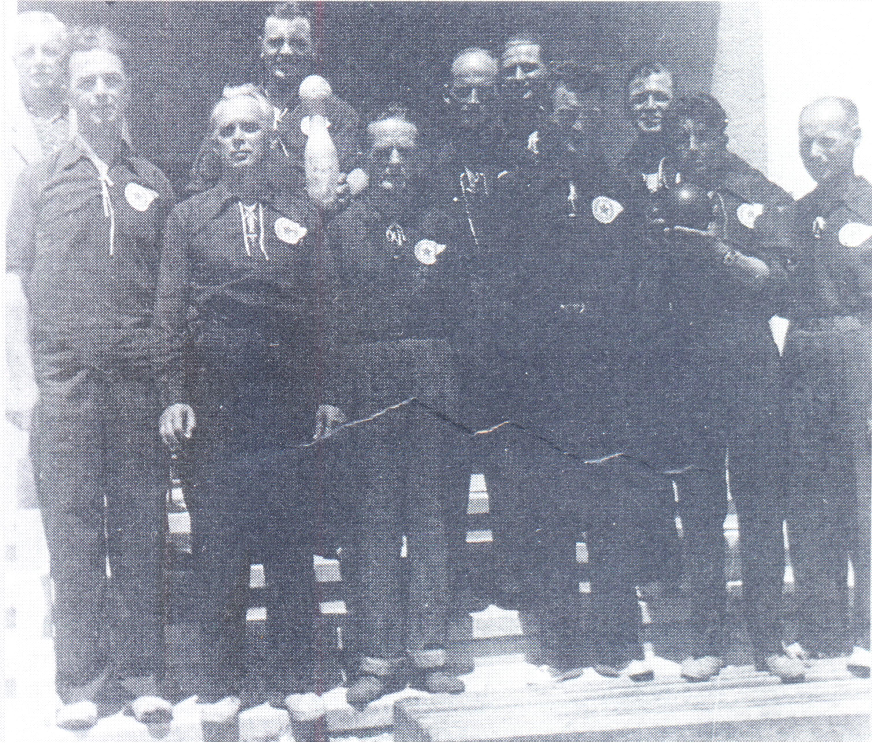 Ekipa, 1953