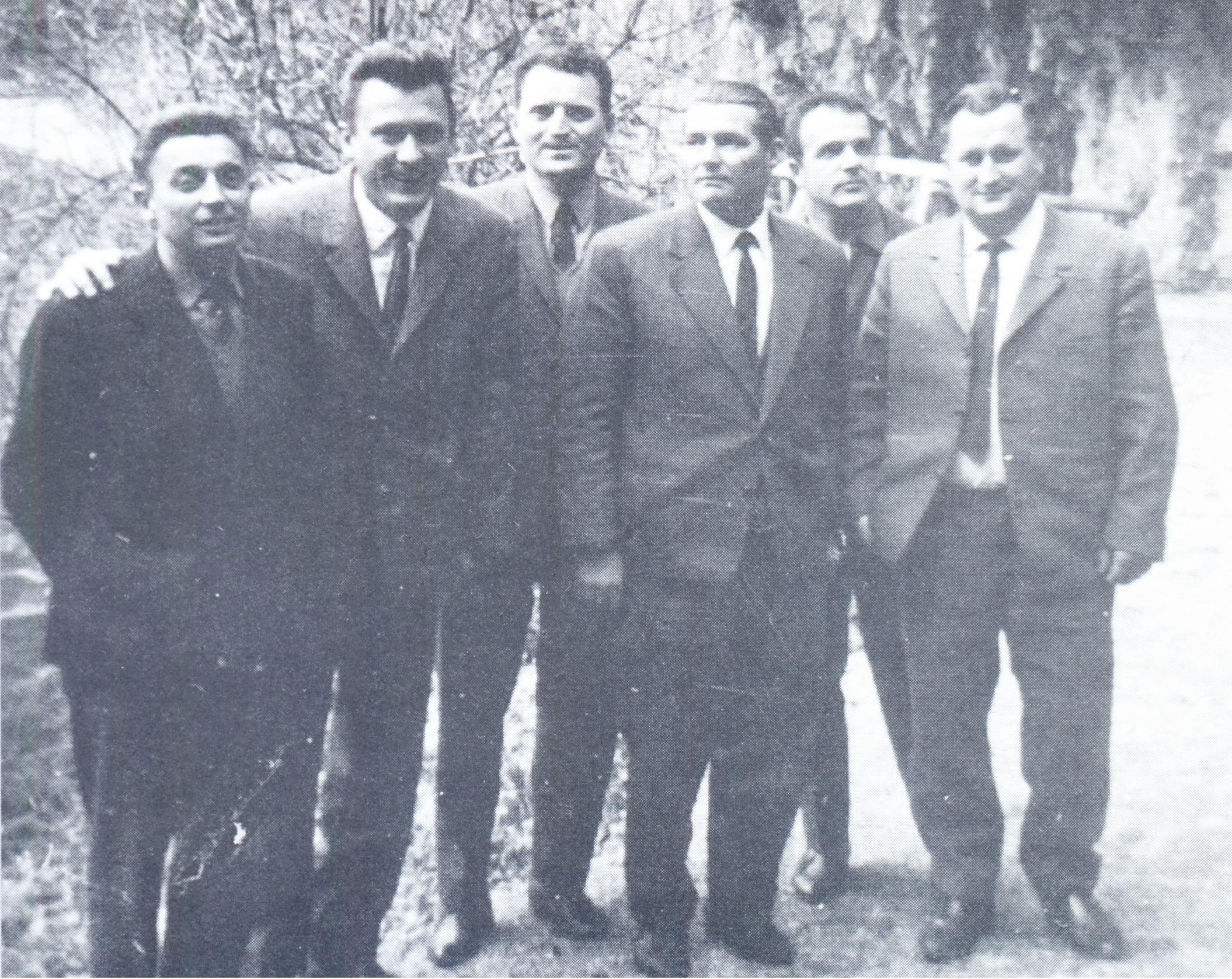 Ekipa, 1970