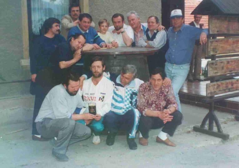 Ekipa sezone 1991/92