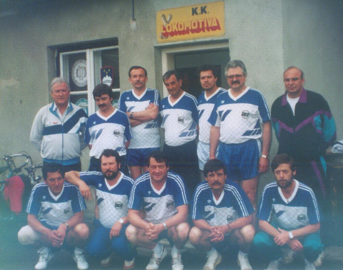 Ekipa Lokomotive, 1992