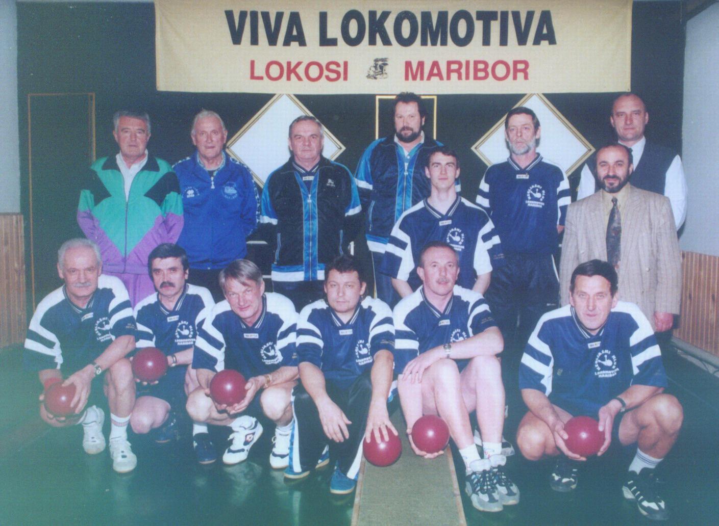 Ekipa, 2000/01