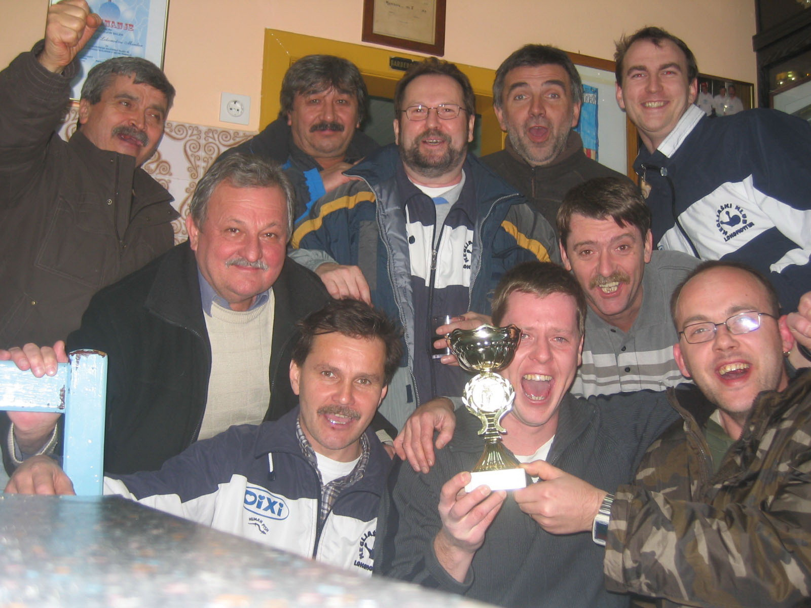 Borbene igre, 2007/08