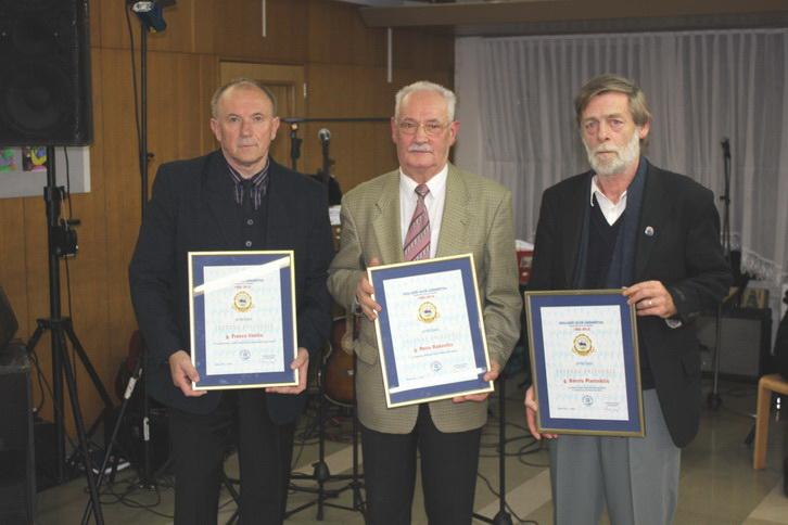 60 let KKL, 2012
