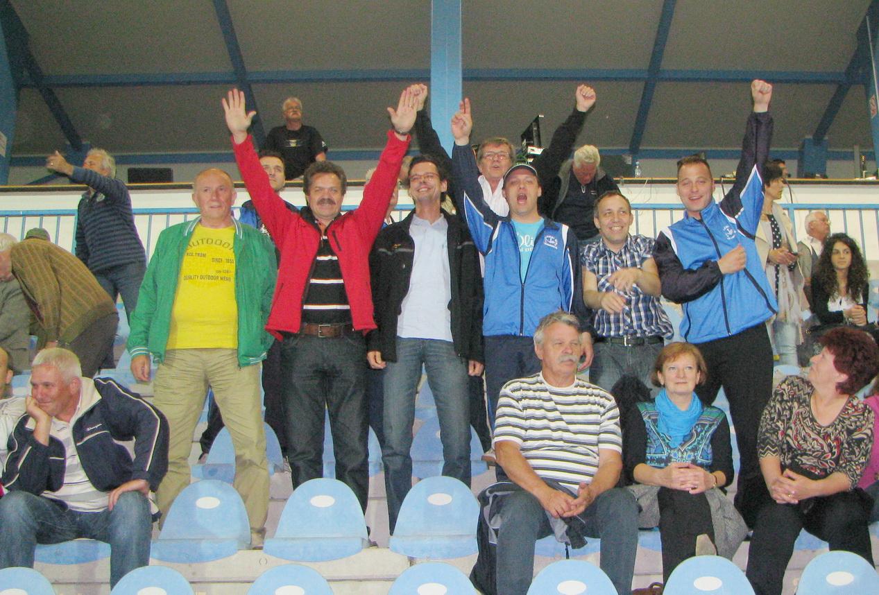 Kvalifikacije za uvrstitev v 3. d. ligo, 2014, Nova Gorica