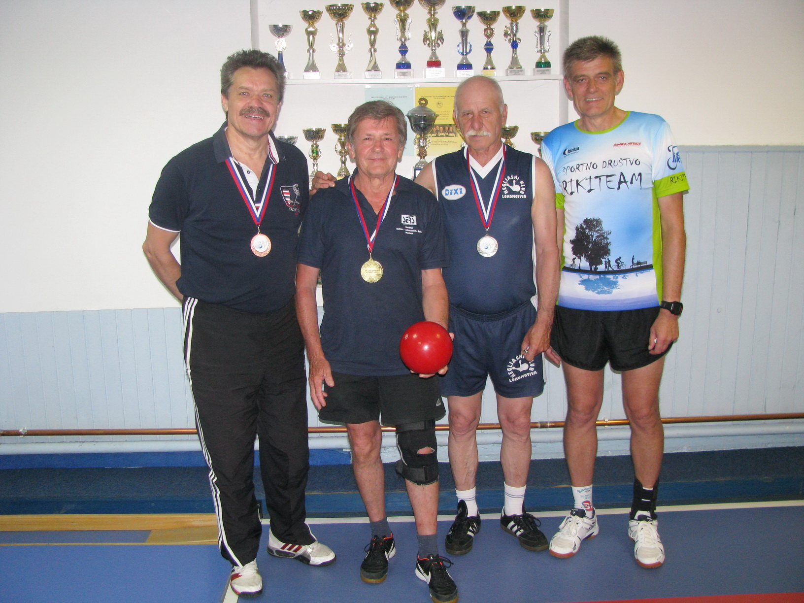 J. Špenga, zmagovale k. prvenstva v sprintu, 2015/16