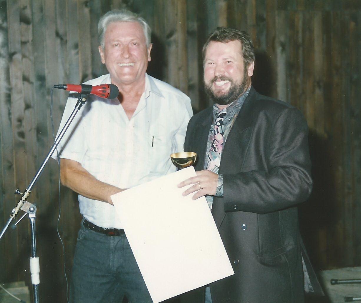 Vinko Mandl in Mirko Lukić (1992)