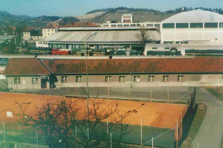Kegljišče leta 1997