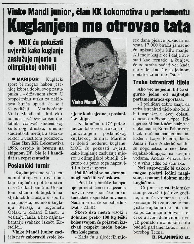Ekipa, 2000