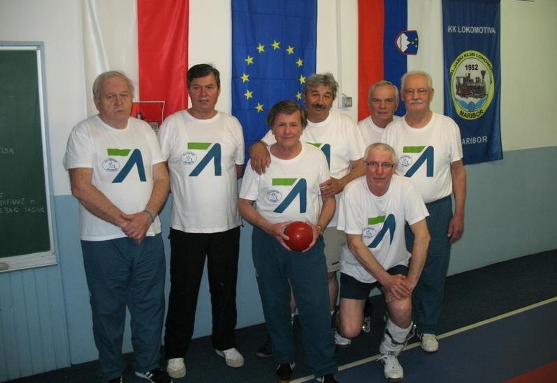 DU Center, prvaki lige in turnirjev, 2014/15