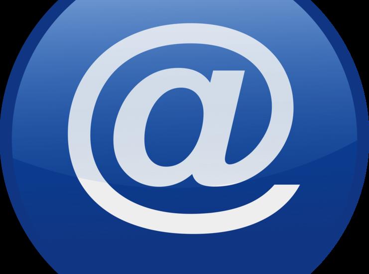 Lokosi kontaktiramo z novim e-mail naslovom